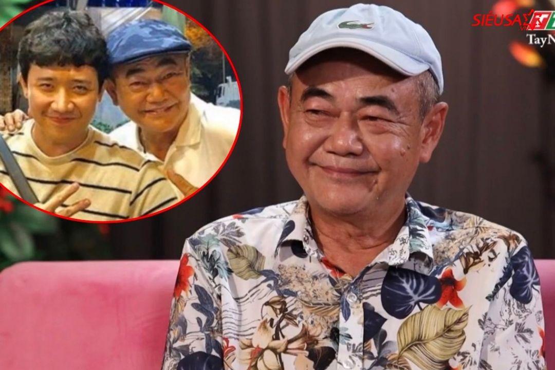 Nghệ sĩ Việt Anh khen ngợi Trấn Thành
