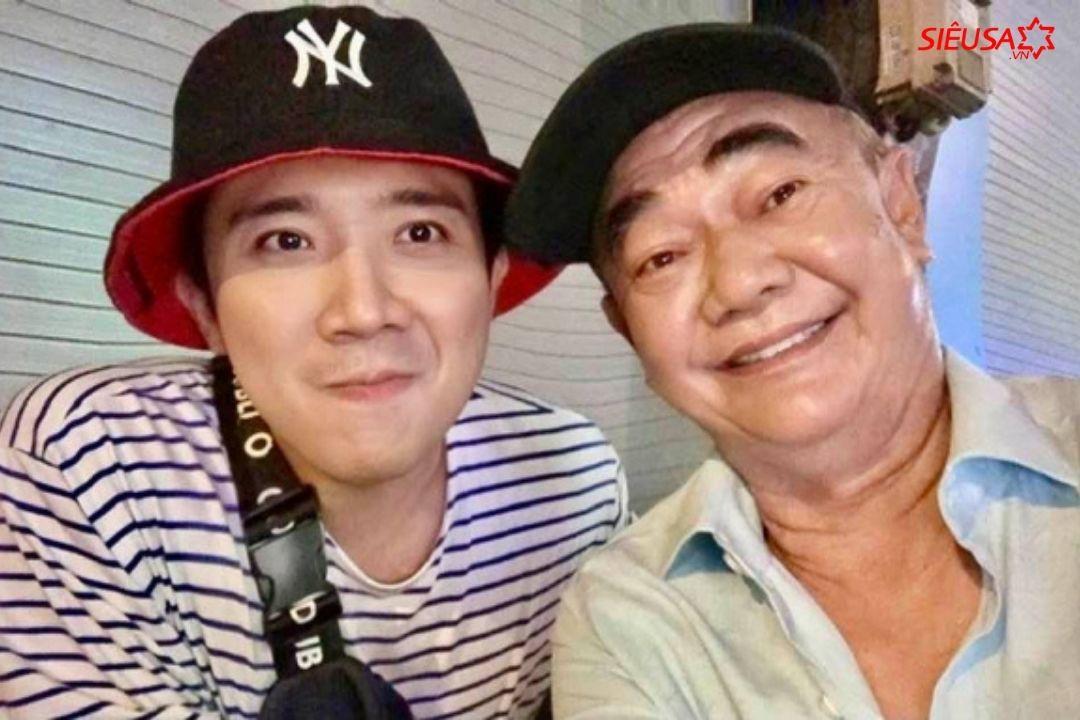 Tình thầy trò giữa Trấn Thành và nghệ sĩ Việt Anh luôn tốt đẹp